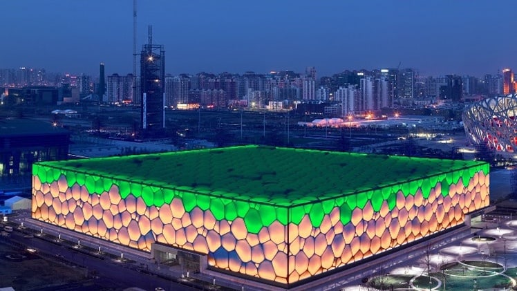 Water Cube (Chine)