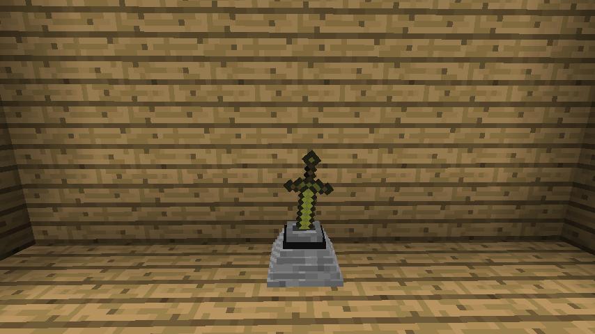 Reliquia-Plinth