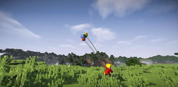 Ballons minecraft no mod