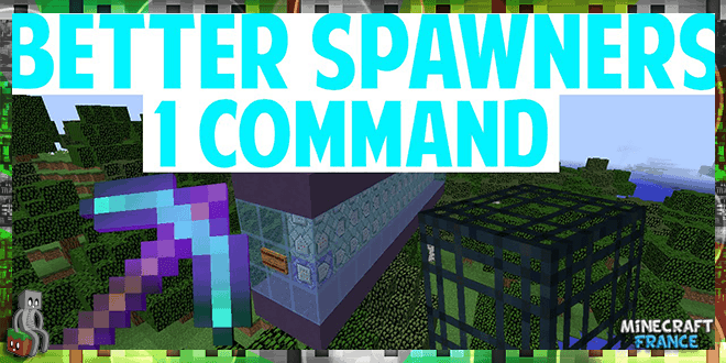 No mod - Better Spawners - Une