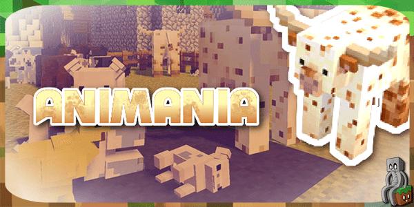 Mod] Animania [1 10 2 - 1 12 2] - Minecraft-France