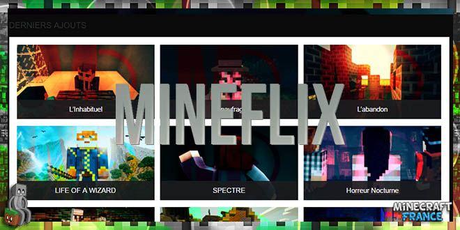 Mineflix - Une
