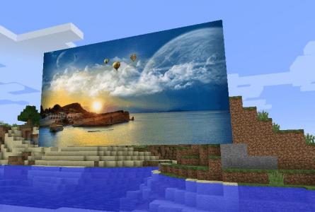 OnlinePictureFrame - MinecraftMod