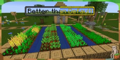 Photo of [Resource Pack] Better Than Default [1.7- 1.14]