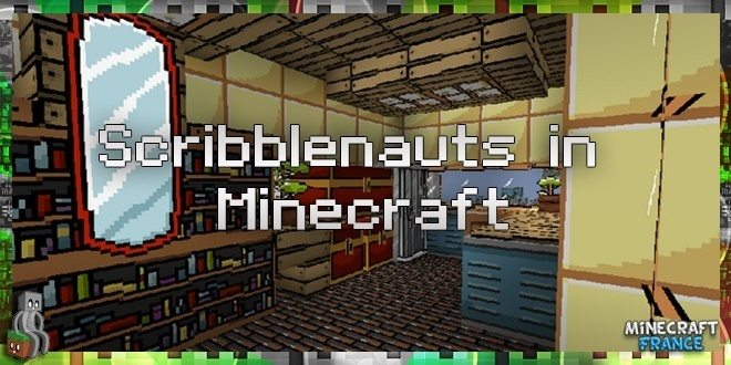 The Scribblenauts