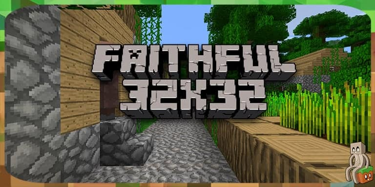 Resource Pack] Faithful [1 8 - 1 14]