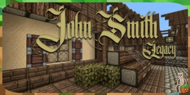 Photo of [Resource Pack] JohnSmith Legacy [1.7 – 1.14]