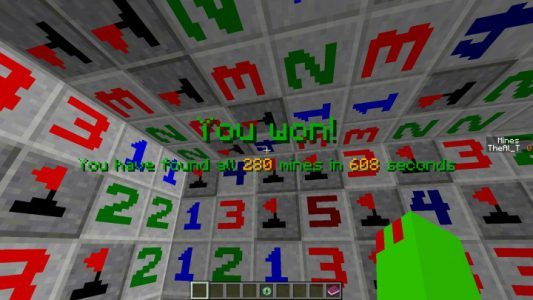 3D Minesweeper