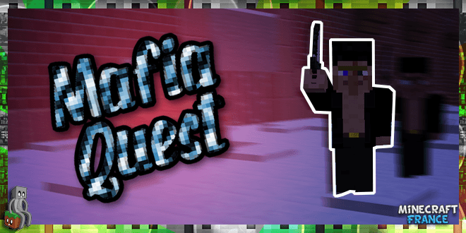 Mafia Quest - Minecraft