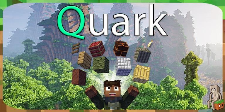 Mod Quark 194 1144 Minecraft France