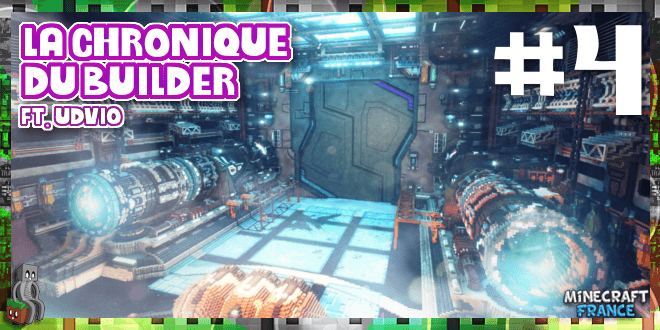 Dossier La Chronique Du Builder 4 Udvio Minecraft France