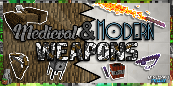 Photo of [No mod] Medieval & Modern Weapons [1.11]