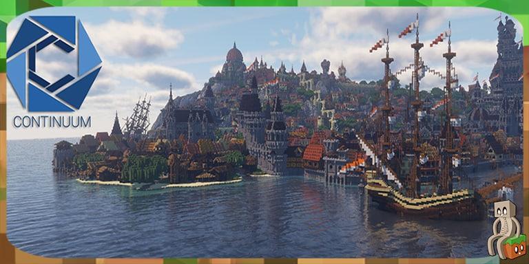 Continuum Shaderpack - Shader Minecraft