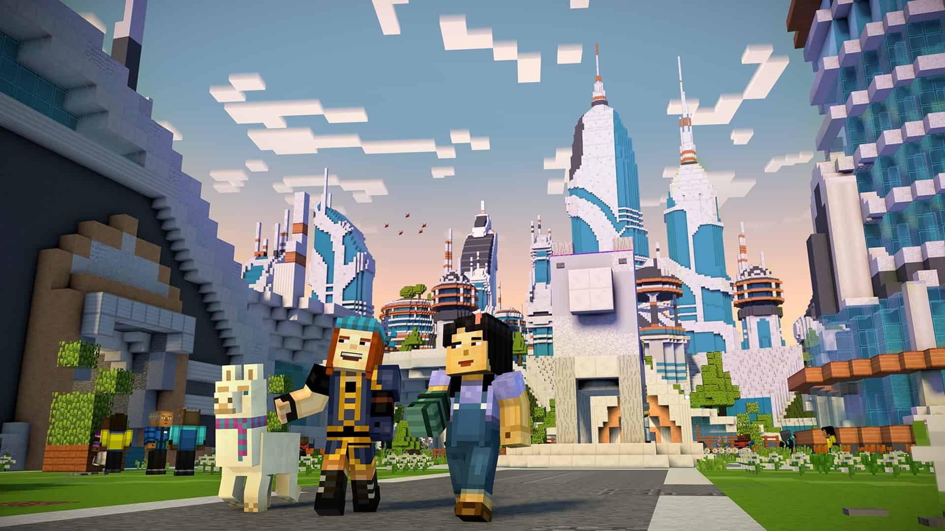 Minecraft : Story mode saison 2 (Steam)-2