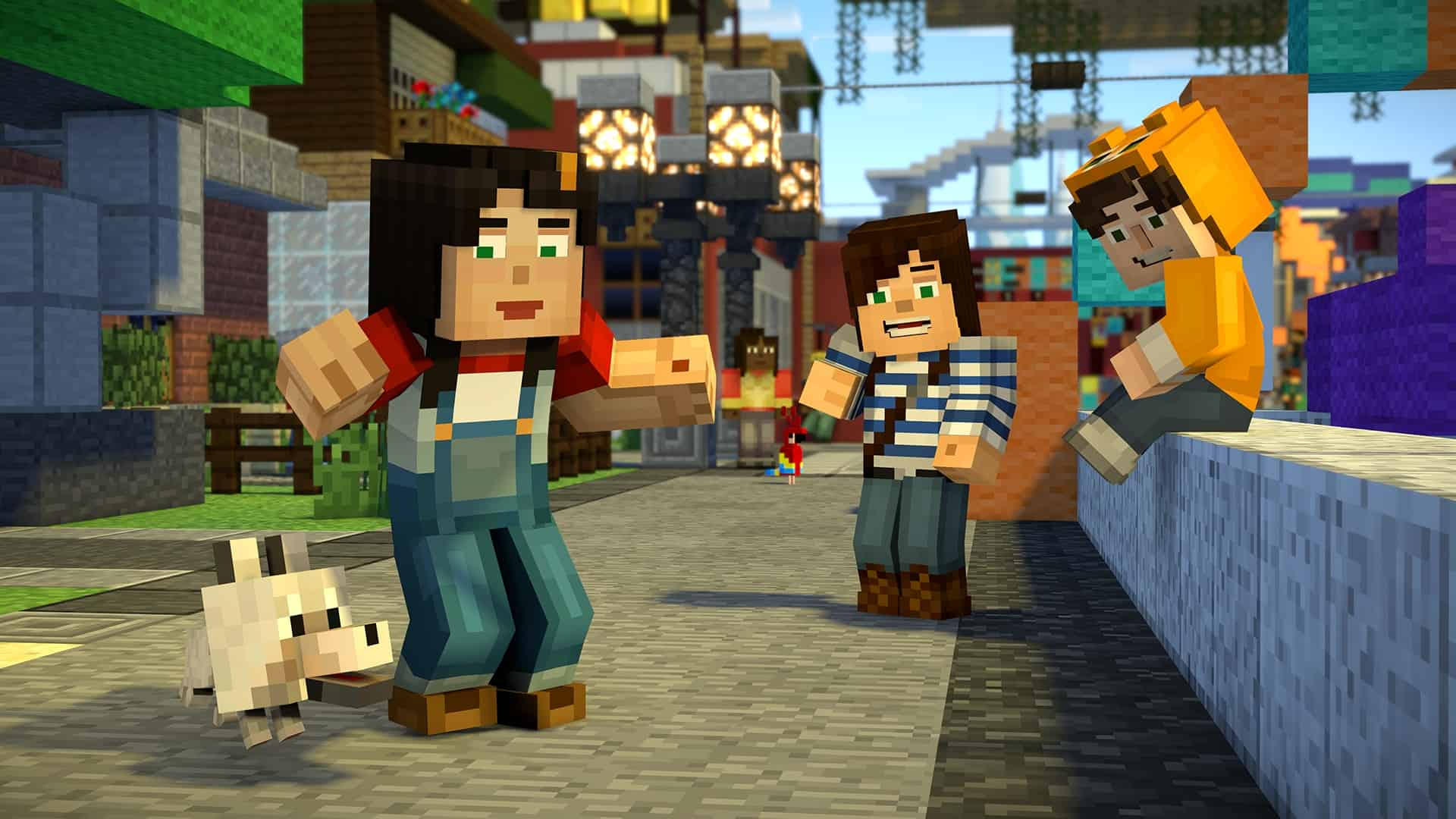 Minecraft : Story mode saison 2 (Steam)-1
