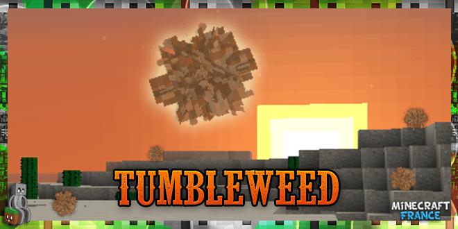 Photo of [Mod] Tumbleweed [1.7.10 – 1.12.2]