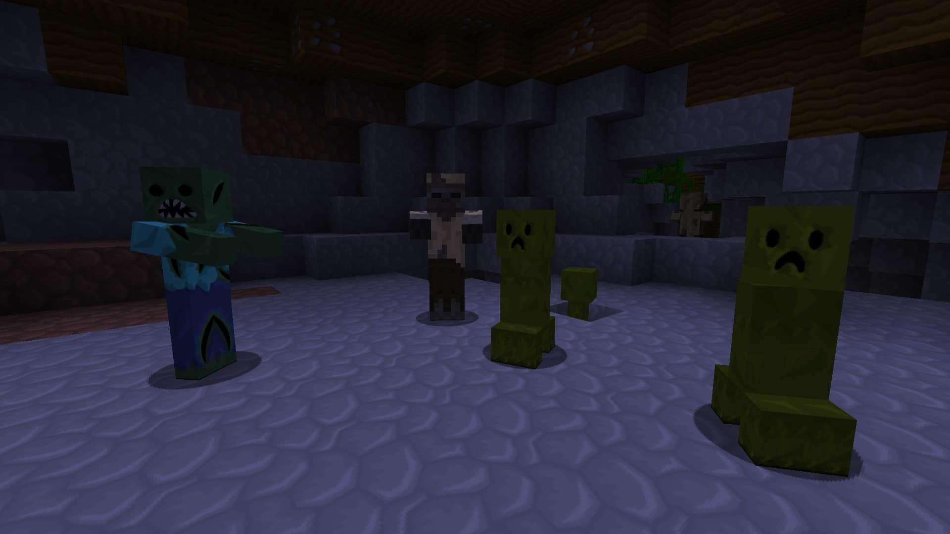 monstres de LIIE's