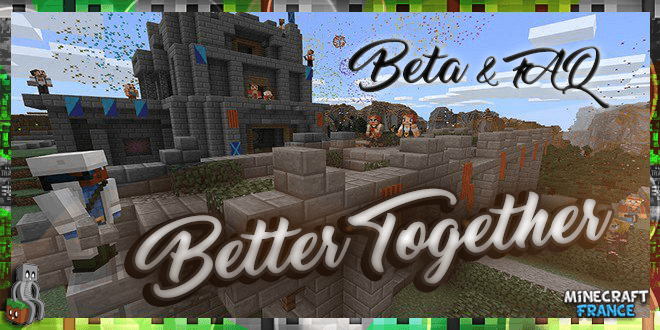 Une - article Better Together par ClairElite