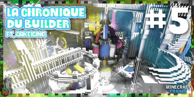 Chronique du builder #5 : Cakeicing - Une