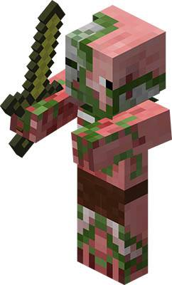 Nether - Zombie Pigman