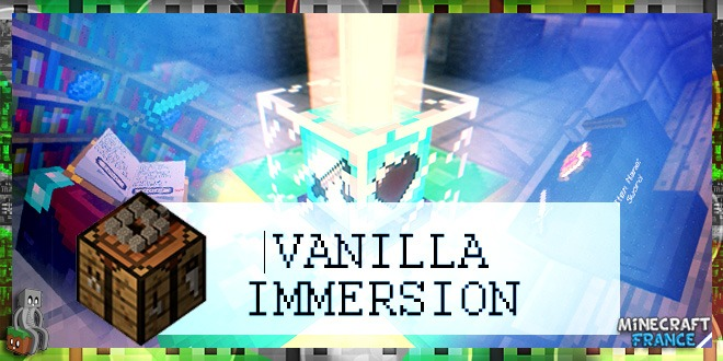 Vanilla Immersion