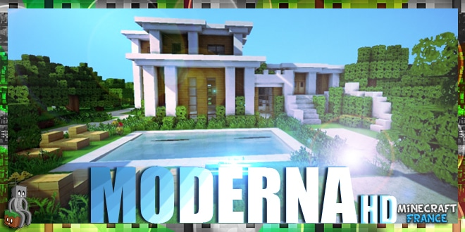 Photo of [Resource Pack] Moderna HD [1.11]