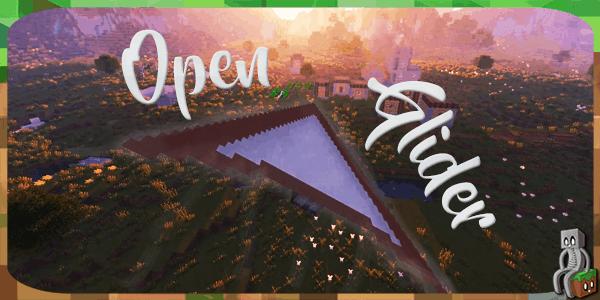 Photo of [Mod] Open Glider [1.10.2 – 1.12.2]