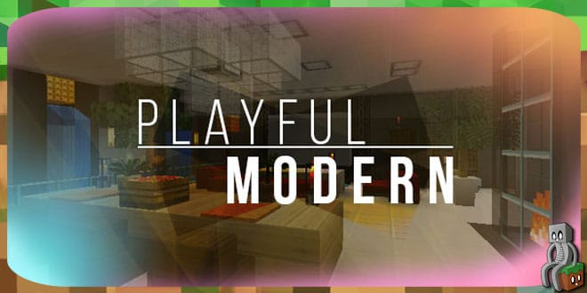 Photo of [Resource Pack] Playful Modern [1.7 – 1.14]