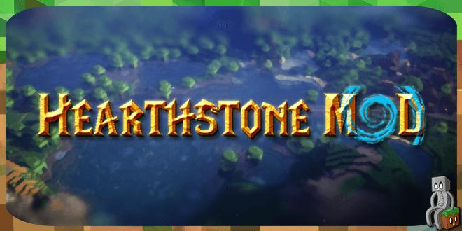 Photo of [Mod] Hearthstone Mod [1.7.10 – 1.15.2]