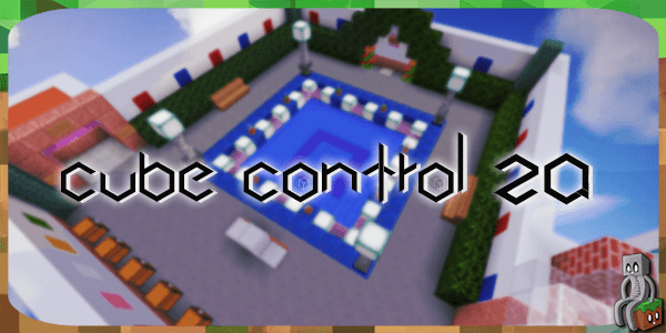 Photo of [Map] Cube Control ZA [1.12.2]