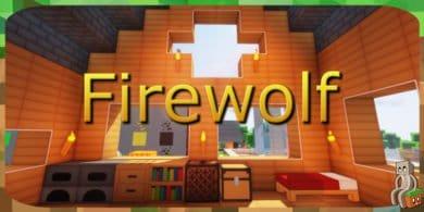 Photo of [Resource Pack] Firewolf [1.12 – 1.15]