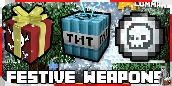 Photo of [No Mod] Festive Weapons [1.12]