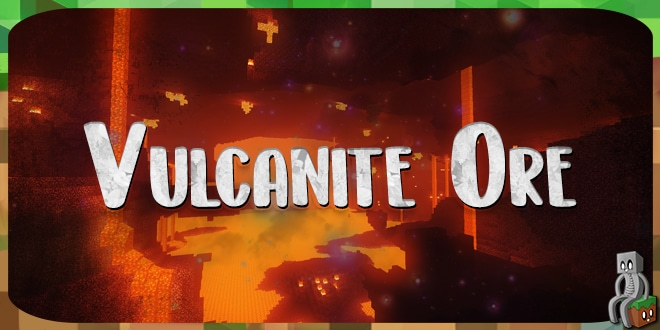 Photo of [Mod] Vulcanite Ore [1.10.2 – 1.15.2]