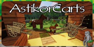 Photo of [Mod] AstikorCarts [1.7.10 – 1.15.2]