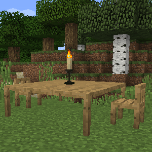 Mod] Rustic [1 10 2 - 1 12 2] - Minecraft-France