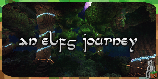 Photo of [Map] An Elf's Journey [1.12.2]