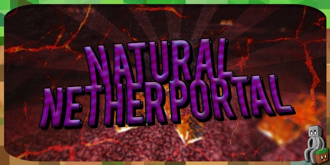 Natural Nether Portal