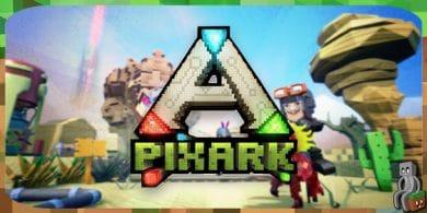 Photo of PixARK le prochain Minecraft-like