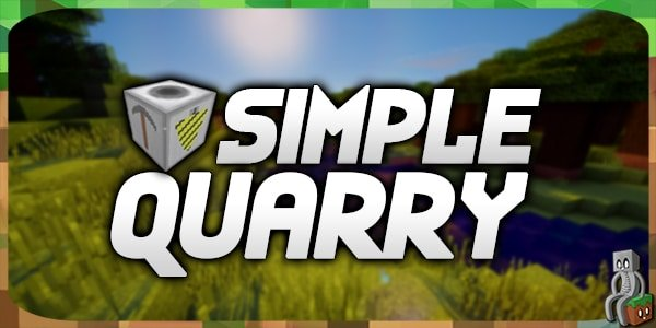 Photo of [Mod] Simple Quarry [1.9.4 – 1.12.2]