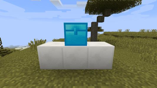 Iron Chests - coffre en diamant