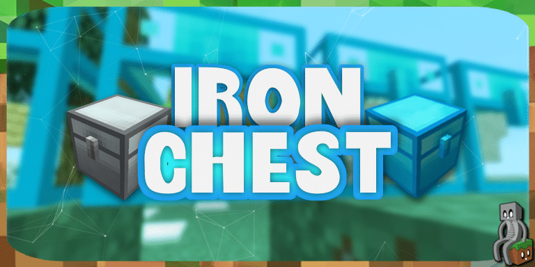 Mod : Iron Chests