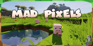 Photo of [Resource Pack] Mad Pixels [1.12 – 1.15]
