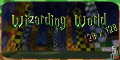 Photo of [Resource Pack] Wizarding World [1.14]