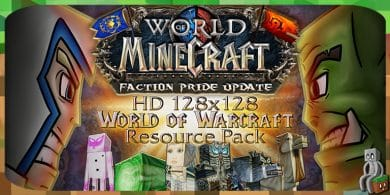 Photo of [Resource Pack] World of Minecraft [1.12 – 1.14]