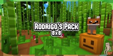 Photo of [Resource Pack] Rodrigo's Pack [1.8 – 1.14]