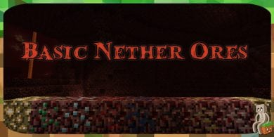 Photo of [Mod] Basic Nether Ores [1.12.2 – 1.16.1]