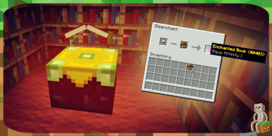 Photo of [Mod] The Disenchanter [1.7.10 – 1.12.2]