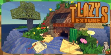Photo of [Resource Pack] LazyTextures [1.12]