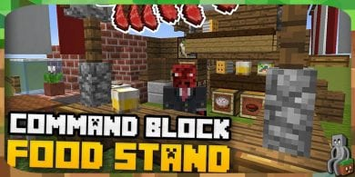 Photo of [No mod] Food stand [1.12]