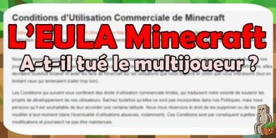 Photo of [Dossier] L'EULA a-t-il tué le multijoueur dans Minecraft ?